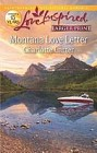 Montana Love Letter  (large print)