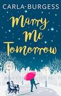 Marry Me Tomorrow (ebook)