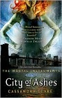 City of Ashes (hardcover)