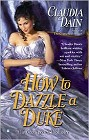 How to Dazzle a Duke (reissue)