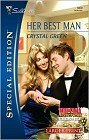 Her Best Man [Large Print]