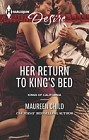 Her Return to King's Bed