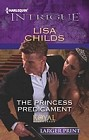 Princess Predicament, The  (large print)