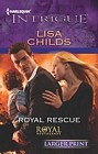 Royal Rescue  (large print)