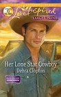 Her Lone Star Cowboy  (large print)