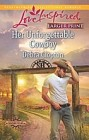 Her Unforgettable Cowboy  (large print)
