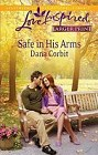 Safe in His Arms  (large print)