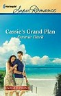 Cassie's Grand Plan  (large print)