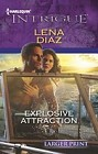Explosive Attraction  (large print)