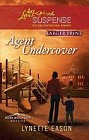 Agent Undercover  (large print)