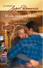 Make-Believe Mom (Large Print)