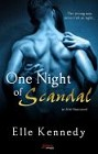 One Night of Scandal (ebook)
