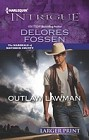 Outlaw Lawman  (large print)