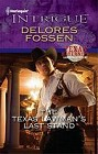 Texas Lawman's Last Stand, The