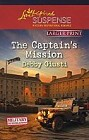Captain's Mission, The  (large print)