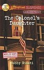 Colonel's Daughter, The  (large print)