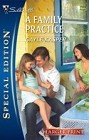 Family Practice, A  (Large Print)