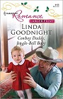 Cowboy Daddy, Jingle-Bell Baby (Large Print)