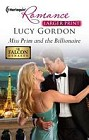 Miss Prim and the Billionaire  (large print)