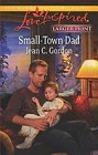 Small-Town Dad  (large print)