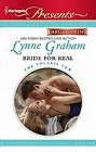 Bride for Real  (large print)