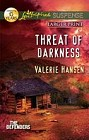 Threat of Darkness  (large print)