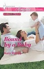 Bound by a Baby  (large print)