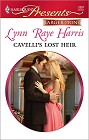 Cavelli's Lost Heir (Large Print)