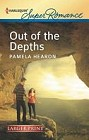 Out of the Depths  (large print)