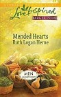 Mended Hearts  (large print)