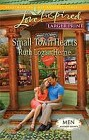 Small-Town Hearts  (large print)