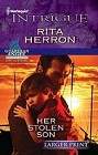 Her Stolen Son  (large print)