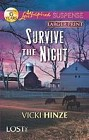 Survive the Night  (large print)