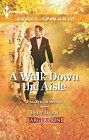Walk Down the Aisle, A  (large print)