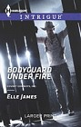 Bodyguard Under Fire  (large print)