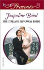 Italian's Runaway Bride, The