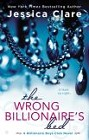 Wrong Billionaire's Bed, The (paperback)
