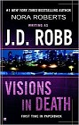 Visions in Death (paperback)