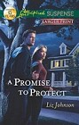 Promise to Protect, A  (large print)