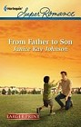 From Father to Son  (large print)