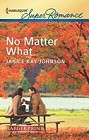 No Matter What  (large print)