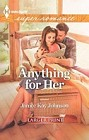 Anything For Her  (large print)