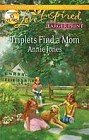 Triplets Find a Mom  (large print)