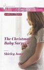 Christmas Baby Surprise, The (large print)