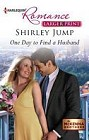 One Day to Find a Husband  (large print)