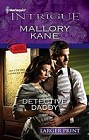 Detective Daddy  (large print)