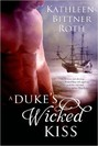 Duke's Wicked Kiss, A