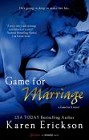 Game for Marriage (ebook)