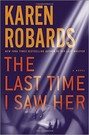 Last Time I Saw Her, The (hardcover)