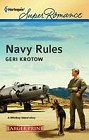 Navy Rules  (large print)